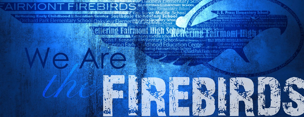 We are the FIREBIRDS!
