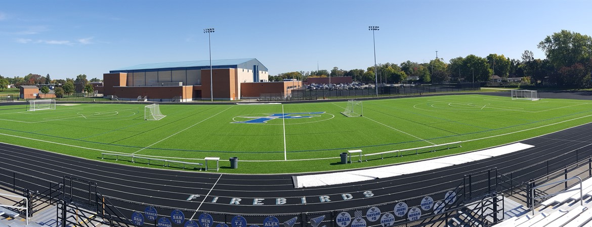 Fairmont Park, Home of Firebird Soccer, Field Hockey and Lacrosse