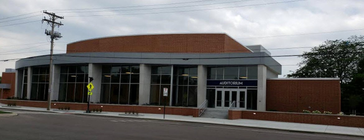 The New Fairmont High School Auditorium