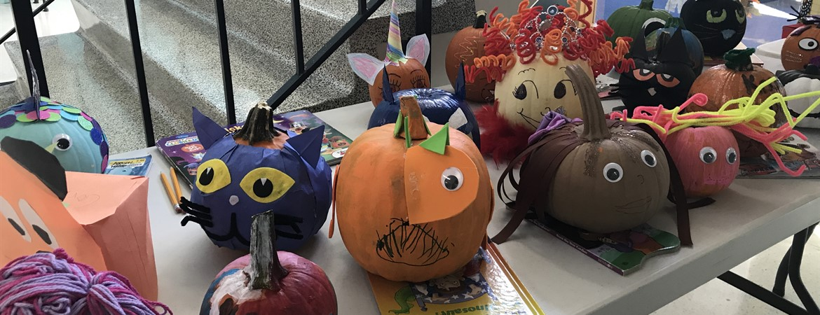 More Kindergarten Pumpkins