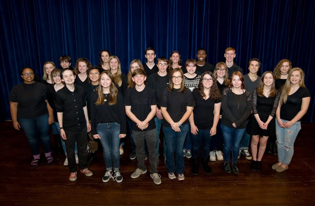 The Cast and Crew of 'The Worst High School Play in the World""
