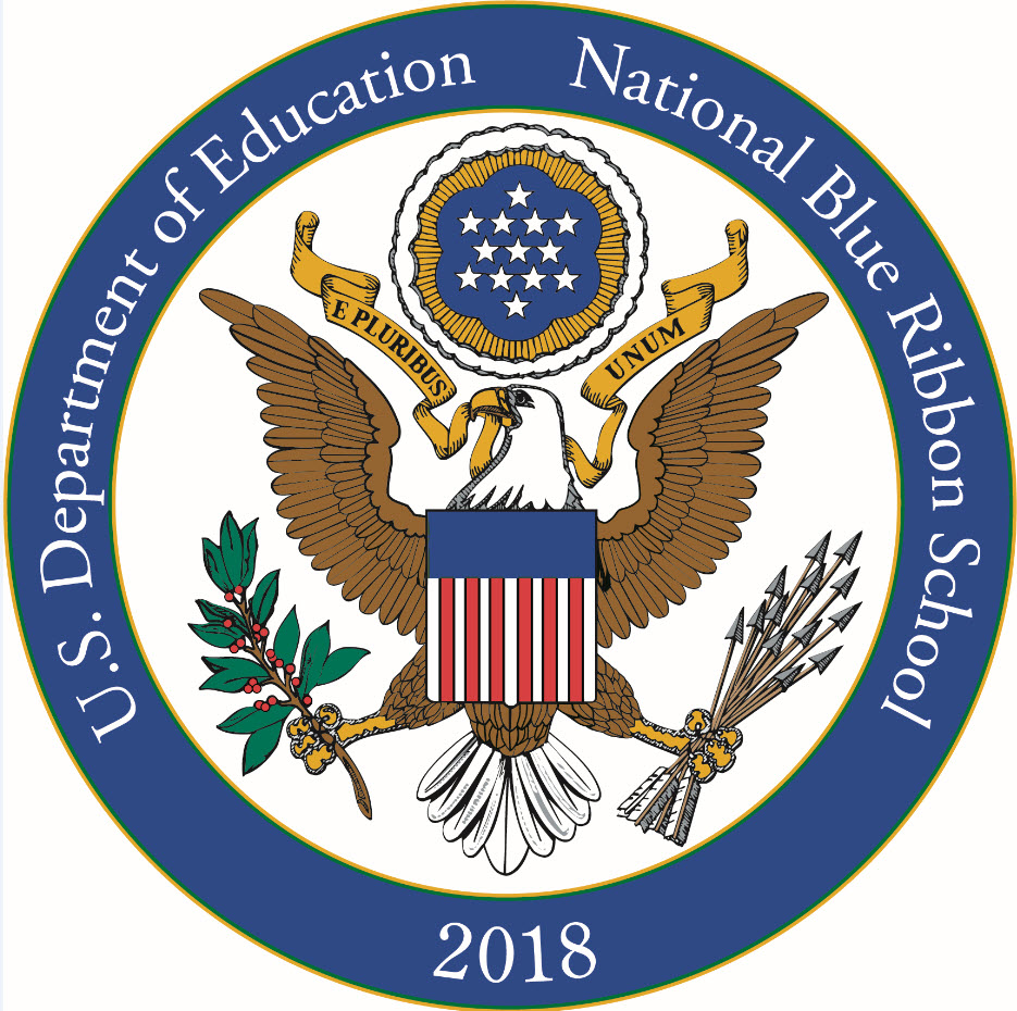Indian Riffle Named National Blue Ribbon School