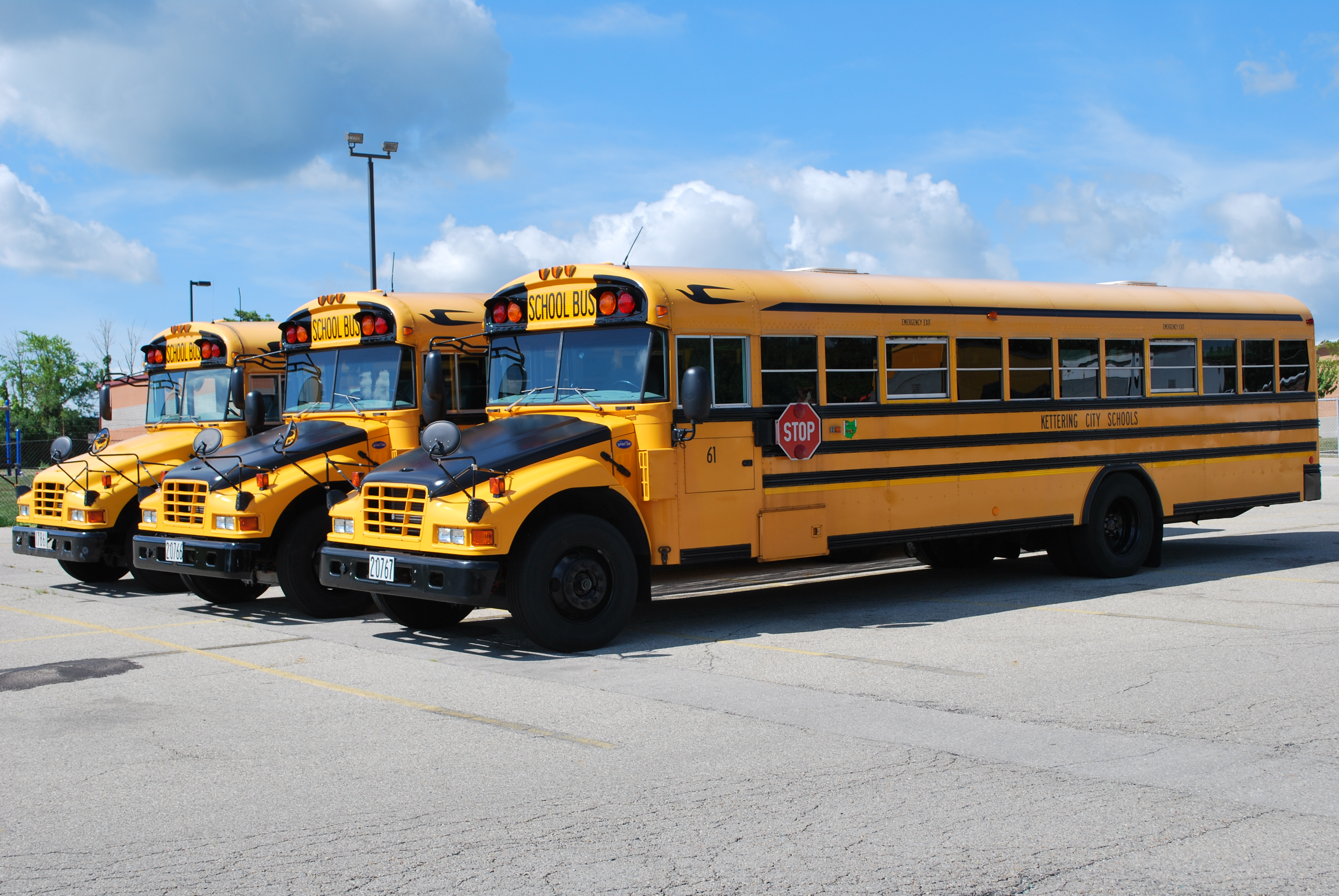 Junior/Seniors are asked to OPT-IN to School Bus Transportation