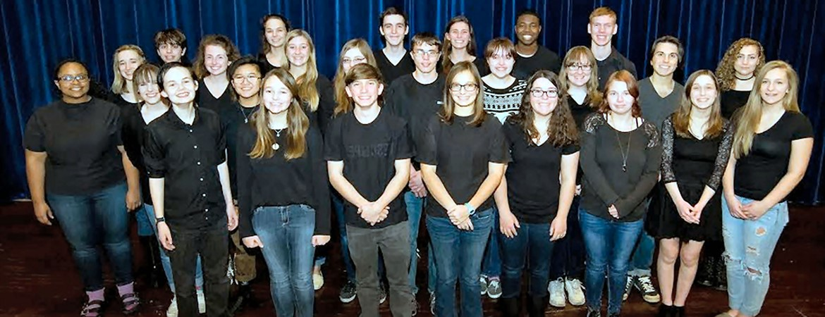 "Fairmont Theatre to Present ""The Worst High School Play in the World,"" January 26-28"